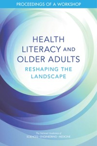 Cover Health Literacy and Older Adults