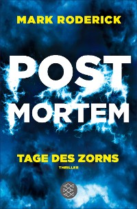 Cover Post Mortem - Tage des Zorns