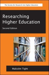Cover Researching Higher Education