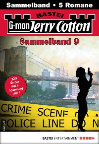 Cover Jerry Cotton Sammelband 9 - Krimi-Serie