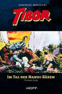 Cover Tibor (zweite Serie) 2: Im Tal der Nandi-Bären