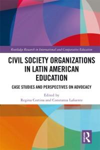 Cover Civil Society Organizations in Latin American Education
