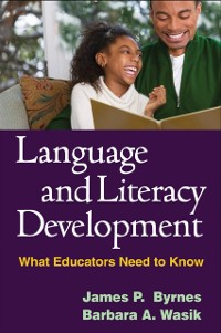 Cover Language and Literacy Development