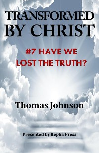 Cover Transformed by Christ #7