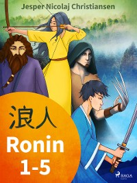 Cover Ronin 1-5
