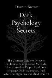 Cover Dark Psychology Secrets