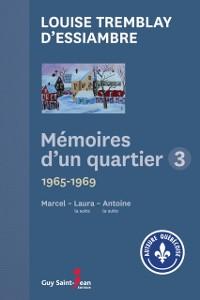 Cover Memoires d'un quartier 3