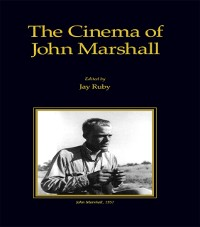 Cover Cinema of John Marshall