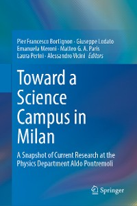 Cover Toward a Science Campus in Milan