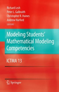 Cover Modeling Students' Mathematical Modeling Competencies