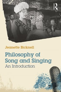Cover Philosophy of Song and Singing
