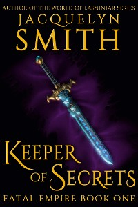 Cover Keeper of Secrets: Fatal Empire Part One