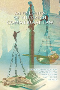 Cover An Overview of the Czech Commercial Law