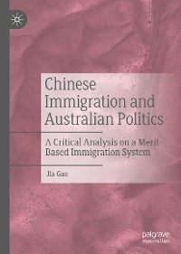Cover Chinese Immigration and Australian Politics