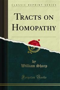 Cover Tracts on Homopathy