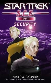Cover Star Trek: Security