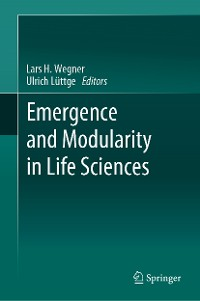 Cover Emergence and Modularity in Life Sciences
