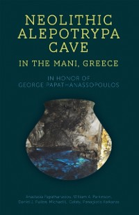 Cover Neolithic Alepotrypa Cave in the Mani, Greece