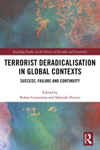 Cover Terrorist Deradicalisation in Global Contexts