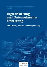 Cover Digitalisierung und Unternehmensbewertung