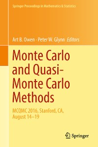 Cover Monte Carlo and Quasi-Monte Carlo Methods