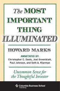 Cover The Most Important Thing Illuminated