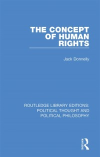 Cover Concept of Human Rights