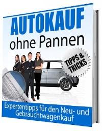 Cover Autokauf ohne Pannen