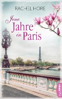 Cover Jene Jahre in Paris