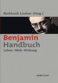Cover Benjamin-Handbuch