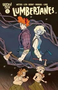 Cover Lumberjanes #71