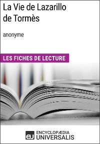 Cover La Vie de Lazarillo de Tormès (anonyme)