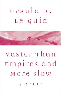 Cover Vaster than Empires and More Slow