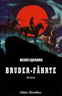 Cover Bruder-Fährte