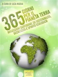 Cover 365 giorni per il pianeta Terra
