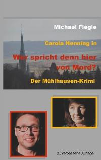 """Cover Carola Henning in """"Wer spricht denn hier von Mord?"""""""