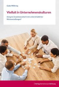 Cover Vielfalt in Unternehmenskulturen