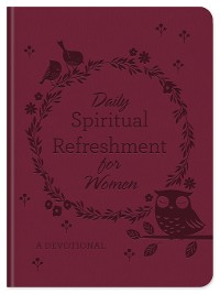 Cover Daily Spiritual Refreshment for Women