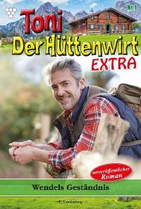 Cover Toni der Hüttenwirt Extra 1 – Heimatroman