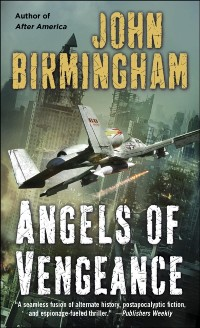 Cover Angels of Vengeance