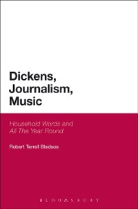 Cover Dickens, Journalism, Music