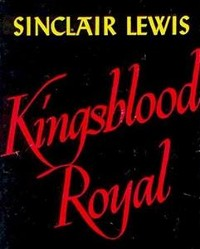 Cover Kingsblood Royal