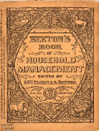 Cover The Book of Household Management