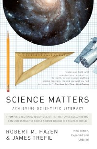 Cover Science Matters