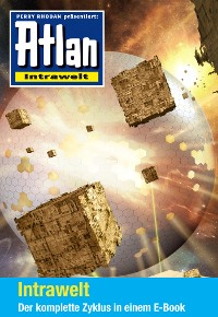 Cover Atlan - Intrawelt-Zyklus (Sammelband)