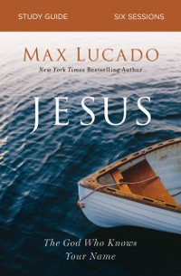 Cover Jesus Study Guide