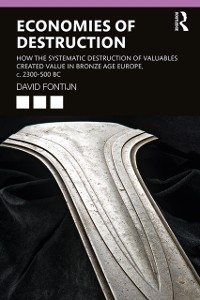 Cover Economies of Destruction