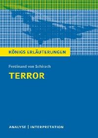 Cover Terror. Königs Erläuterungen.