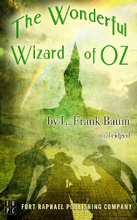 Cover The Wonderful Wizard of Oz - Unabridged