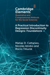 Cover Practical Introduction to Regression Discontinuity Designs